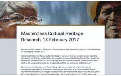 Masterclass | Universiteit van Curaçao