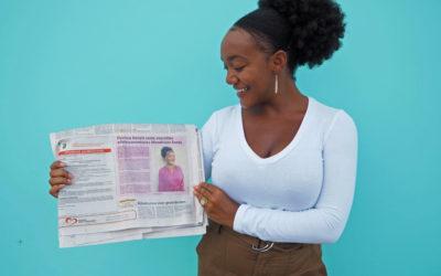Amigoe – Dyonna Benett vaste voorzitter Mondriaan Fonds